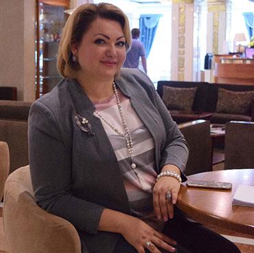 Татьяна Быкадорова