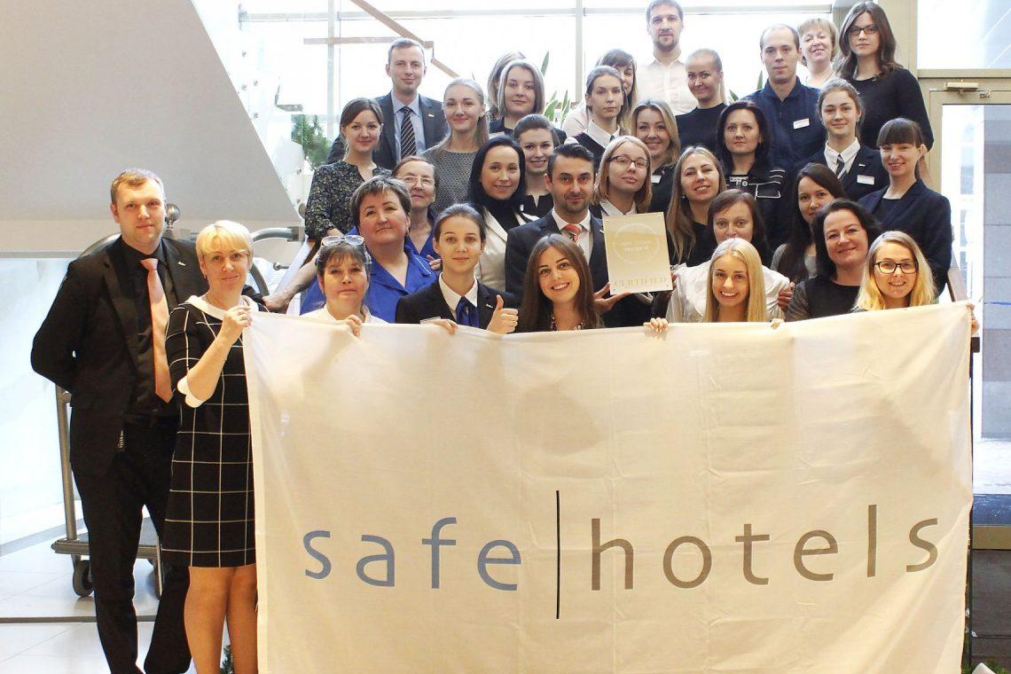 Питерские отели Carlson Rezidor Hotel Group прошли сертификацию Safehotels – крупнейшего консультанта по безопасности