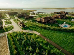 Курортный отель Уткино Кантри Хаус